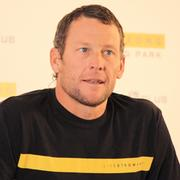 Lance Armstrong, founder of Livestrong