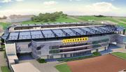 Livestrong Sporting Park rendering