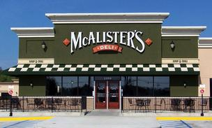 The Saxton Group is looking to bring 10 additional McAlister's Deli locations to the metro area.