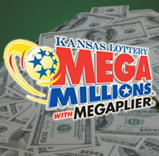An anonymous Kansas resident is one of three people who will share a $656 million Mega Millions lottery jackpot, after all three matched the winning numbers.