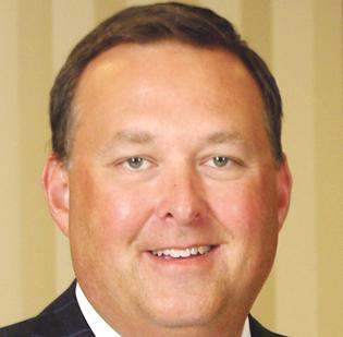 Mike Maddox, CrossFirst Bank president and CEO