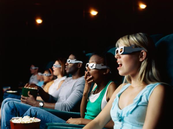 AMC Entertainment is adding 1,000 3-D screens to increase available show times.