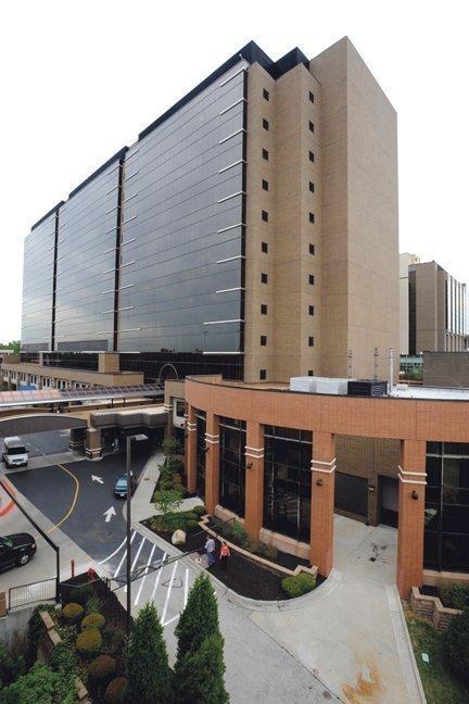 North Kansas City Hospital is at 2800 Clay Edwards Drive.