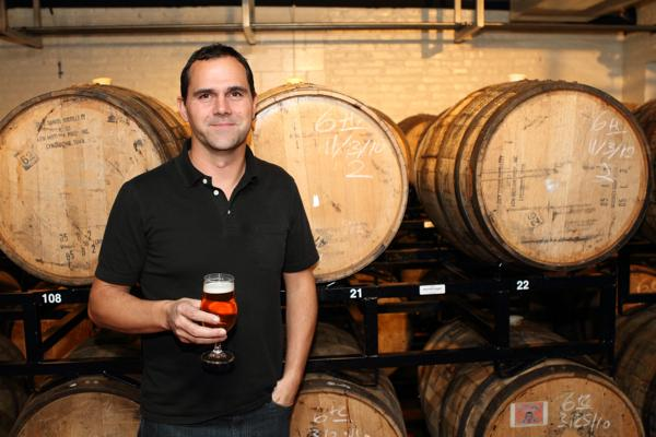 Steven Pauwels, Boulevard Brewing Co.'s brewmaster, creates beers with lots of flavor.