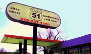 Gas station restaurant concept Pizza 51 is negotiating for a second Kansas City-area location in Fairway.