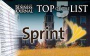 Sprint Nextel Corp.  6200 Sprint Parkway, Overland Park, KS 66251Annual revenue: $33.68 billion