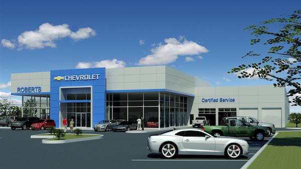 Roberts Auto Group >> Roberts Auto Group Plans Chevrolet Dealership In Lee S Summit