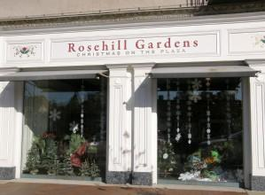 Rosehill Gardens' new seasonal store on the Country Club Plaza offers gifts, greenery, trees, wreaths, garlands and other holiday decor.