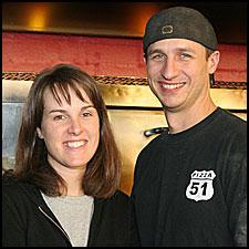 Shannon and Jason Pryor