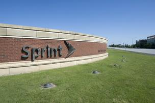 Sprint (NYSE: S) headquarters in Overland Park.