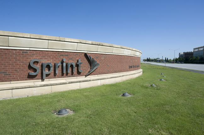 Sprint Nextel Corp. headquarters in Overland Park, Kan.