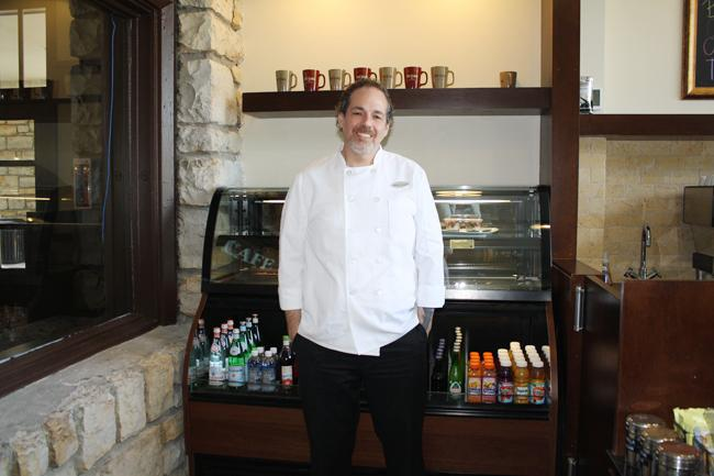 Steve Cameron has built the kitchen at Excelsior Springs' The Elms Resort & Spa from the ground up. He manages food for the hotel's restaurant, Eighty Eight, as well as all other food establishments and special events.