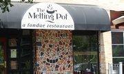 The Melting Pot, 450 Ward Parkway, Kansas City, won an Award of Excellence.