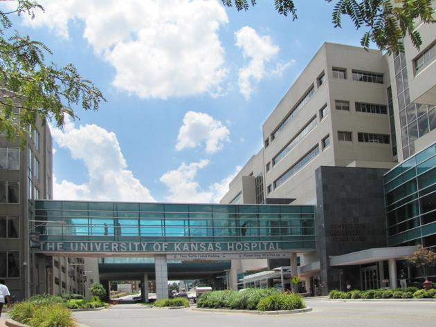 The University of Kansas Hospital is the third-best academic medical center in the country, according to this year's University HealthSystem Consortium study, which examines data for 101 U.S. academic hospitals.