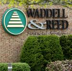 Waddell & Reed posts record earnings