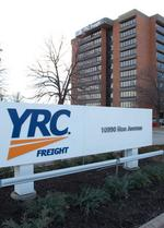 YRC Worldwide sells share in Chinese trucking company
