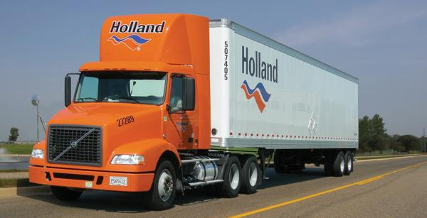 YRC Worldwide subsidiary Holland plans to hire 1,000 drivers this year.