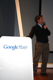 Juan Spiniak, Google Fiber product manager