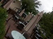 The patio at Julian often is full of guests whom owner and Chef Celina Tio recognizes because they're regulars.