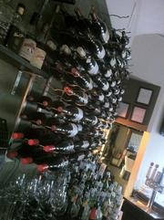 Julian rotates its featured wines every month to keep regular guests interested.