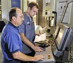 Taking part: Lindsay Machine Works thinks next generation