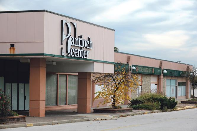Developers of Antioch Center plan to start demolition in early 2011 — and construction by June 30.