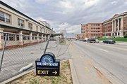 Demolition has started on the Sun Inn at 3930 Rainbow Blvd. in Kansas, City, Kan.