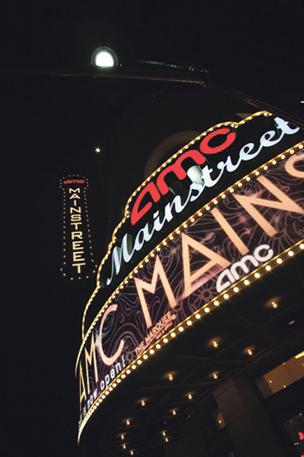 AMC Entertainment Inc. movie theater in Kansas City