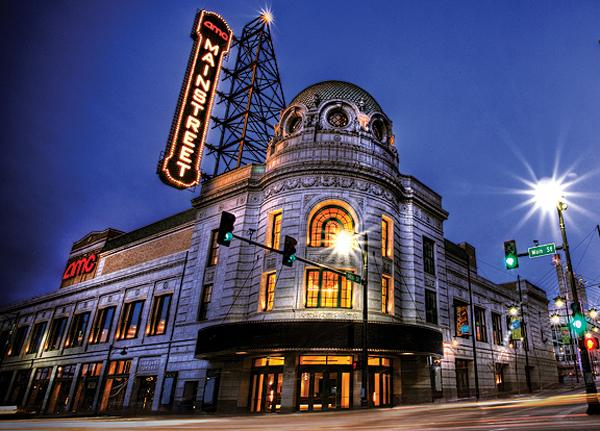 AMC Entertainment has called off a partnership with Cordish Co. to redevelop the Mainstreet and Midland theaters in downtown Kansas City. Cordish also is developer of Louisville's Fourth Street Live.