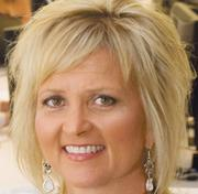 Trisha Allenbrand, vice president of Spaces and president of its installation company, Evologic