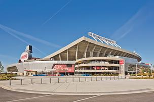 Arrowhead Stadium, Kansas City, Mo.
