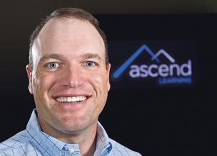 Rick Willett, CEO of Ascend Learning LLC
