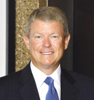 CrossFirst Holdings Chairman Ron Baldwin