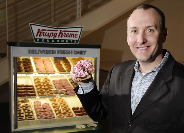 Barkley CEO Jeff King says Krispy Kreme is where former client Sonic was 17 years ago: a challenger brand looking to become a bigger player in its market.