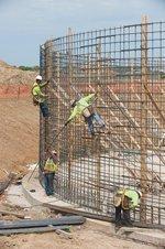BNSF Intermodal Facility rolls into view