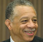 John Bluford, CEO of Truman Medical Centers