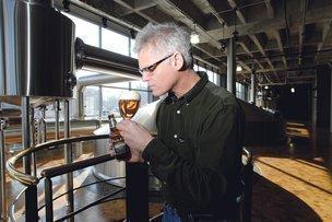 John McDonald, president of Boulevard Brewing Co., Kansas City, Mo.