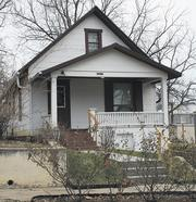 Venture capitalist Brad Feld owns this house near 45th Avenue and Cambridge Street in Kansas City, Kan. His house now will be able to connect to Google Fiber.