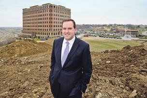 Nathaniel Hagedorn, COO of Briarcliff Development Co., Kansas City, Mo.