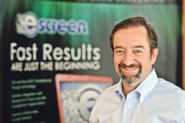 eScreen Inc. CEO Robert Thompson