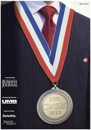 Champions of Business: Meet the judges