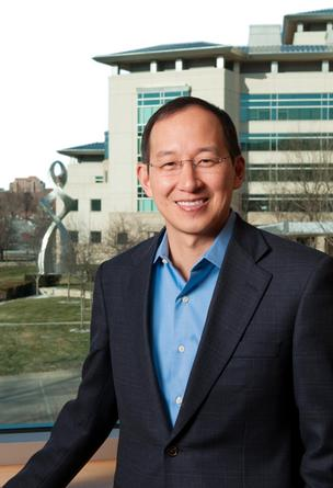 David Chao, president, Stowers Institute for Medical Research