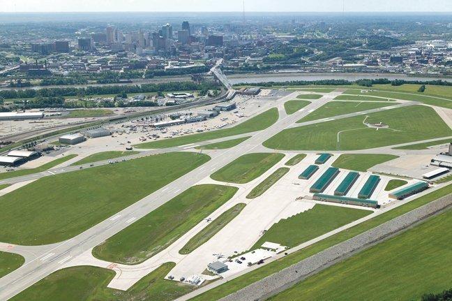 Charles B. Wheeler Downtown Airport in Kansas City