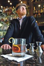 Crossroads Arts District bars stir up renaissance in craft cocktails