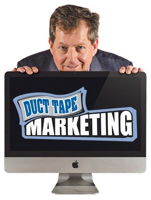 John Jantsch, Duct Tape Marketing