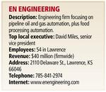 EN Engineering will move to Olathe, add employees
