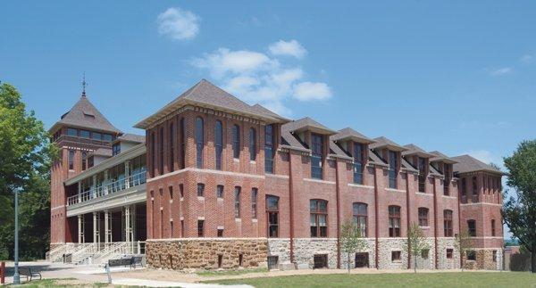 Eisenhower Ridge Building 19