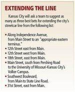 Kansas City streetcar starts making tracks (already) for next line