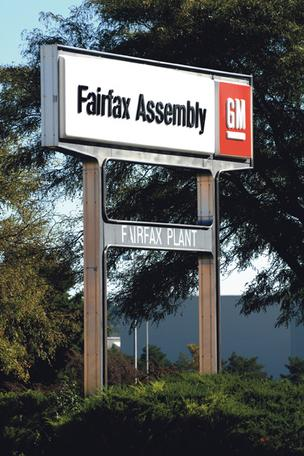 General Motors Fairfax Assembly Plant, Kansas City, Kan.