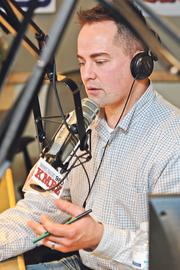 Craig Miller, a senior vice president at FirsTrust Mortgage, co-hosts the company's radio show. He says the client's best interest drives success.